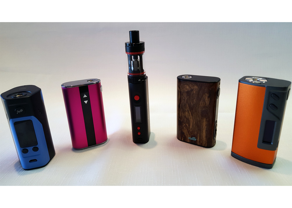 E cig charger voltage