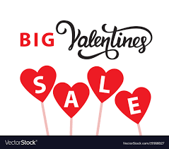 AWESOME VALENTINE'S DAY SALE!