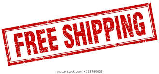 EXCITING REOPENING NEWS! FREE SHIPPING UNTIL MAY 24TH!