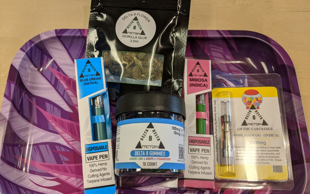 VapeZone – EXCITING ~ DELTA8/THC8 ~ NEWS!